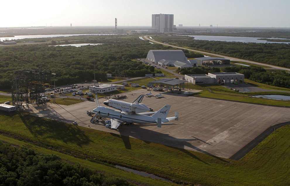 kennedy space center shuttle landing facility - photo #5