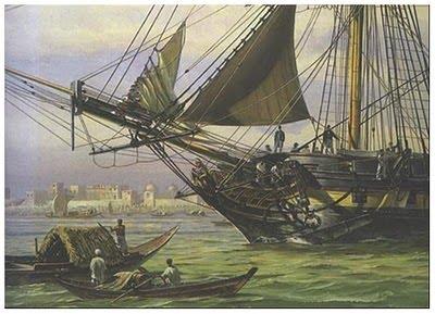 Rumores desde Puerto Kir, barco amarrado 140315-01