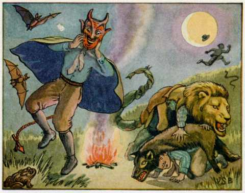 Halloween Wilfred Bronson
