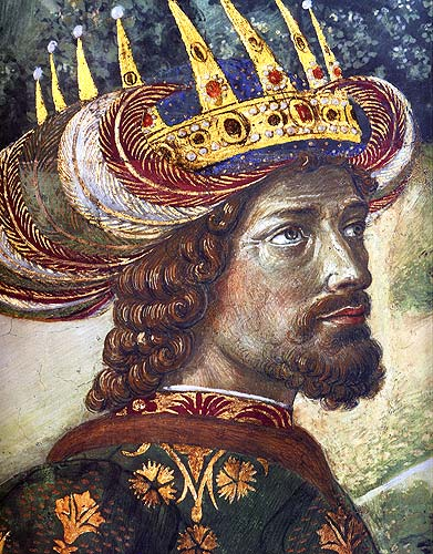 Benozzo-Gozzoli-Baltasar-pintura-rey-mago