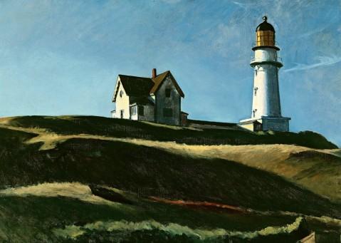 Edward Hopper - Lighthouse Hill.jpg