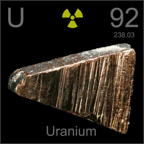 Resultado de imagen de Un Reactor Nuclear natural